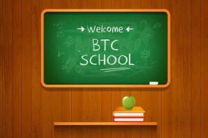 Escolinha de Bitcoins