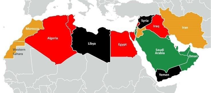 Um novo relatório descobriu que, nos últimos dez anos, no Oriente Médio e Norte da África (Região de MENA) as startups Fintech arrecadaram US$ 100 milhões, com estimativas de que este número poderia dobrar até 2020.
