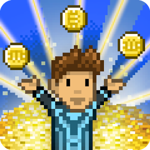 Bitcoin Billionaire é um jogo móvel que permite aos jogadores ganhar e vender Bitcoins virtuais.