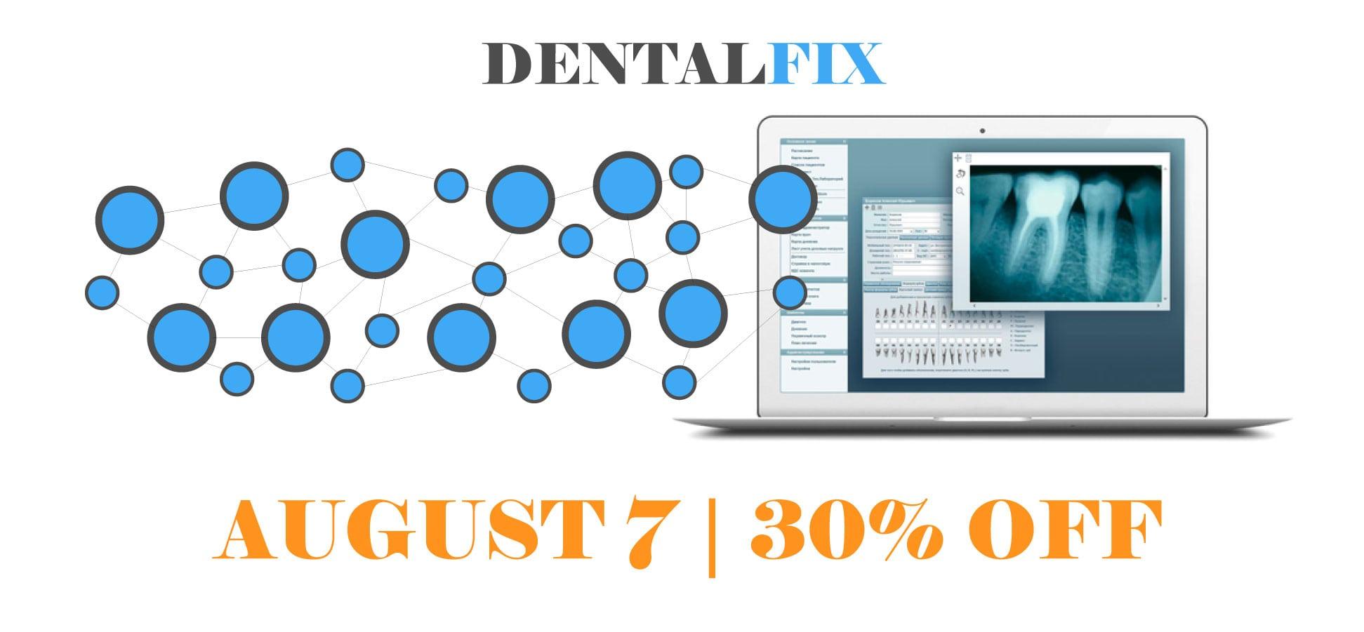 30% off dentalfix ico