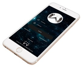 iwtoken crowdsale ico app
