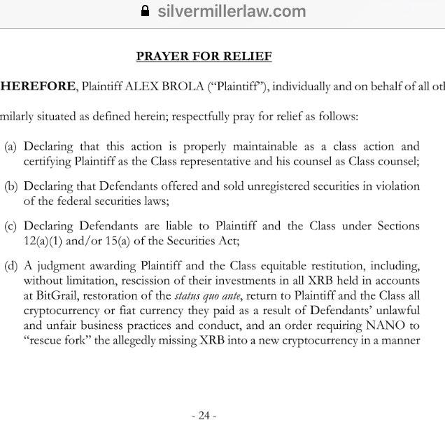 """""""Hardfork salvador"""" do Nano pode dar origem a novo precedente legal. BTCSoul.com"""