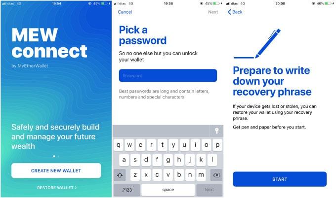 MyEtherWallet aumentará segurança com ajuda de aplicativo móvel. BTCSoul.com