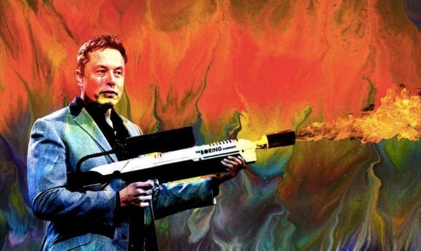 Elon Musk: quero receber ETH mesmo que seja scam. BTCSoul.com