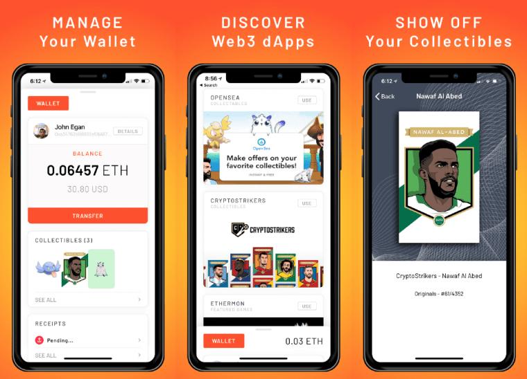 Vault lança carteira para tokens colecionáveis na App Store. BTCSoul.com