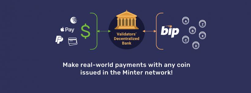 O projeto Minter, responsável por desenvolver a criptomoeda BIP para micropagamentos diários, anunciou a integração com o projeto TON, de Pavel Durov.