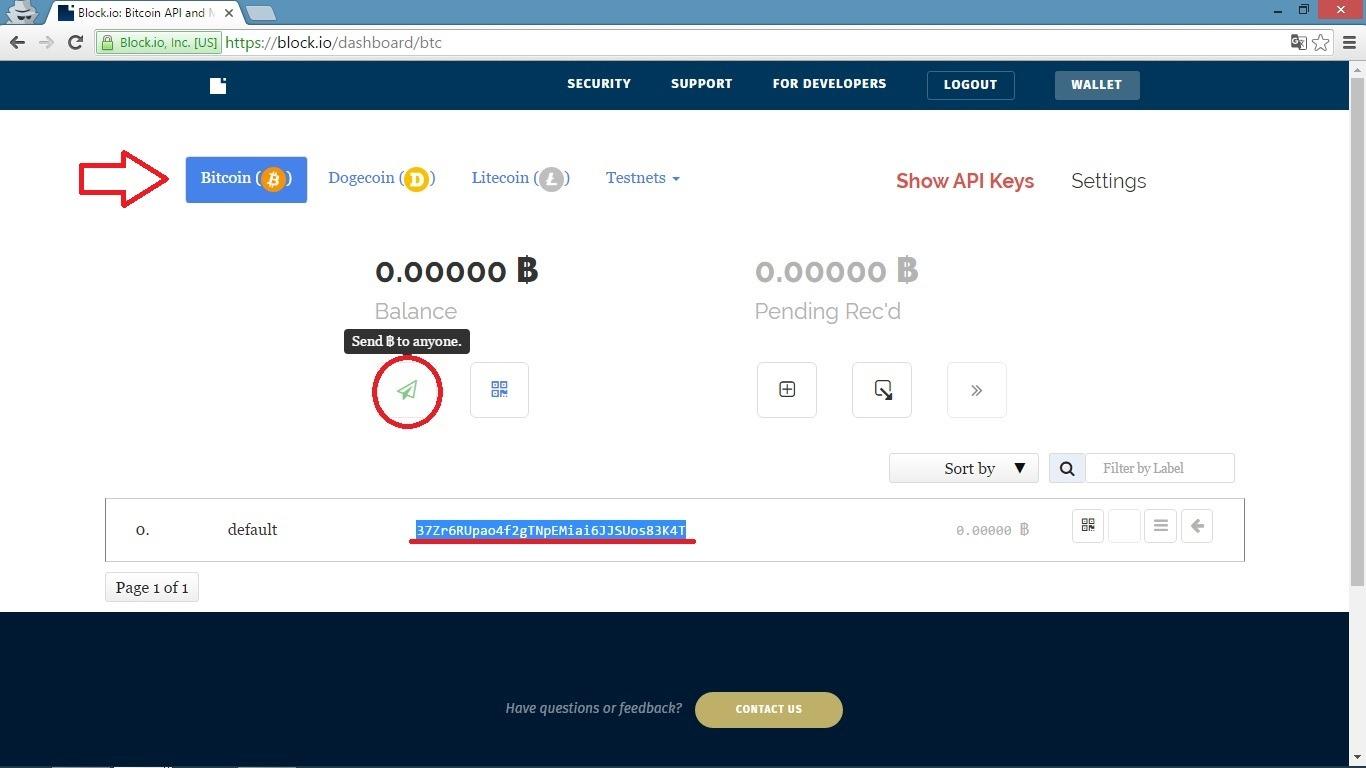 ver saldo carteira bitcoin