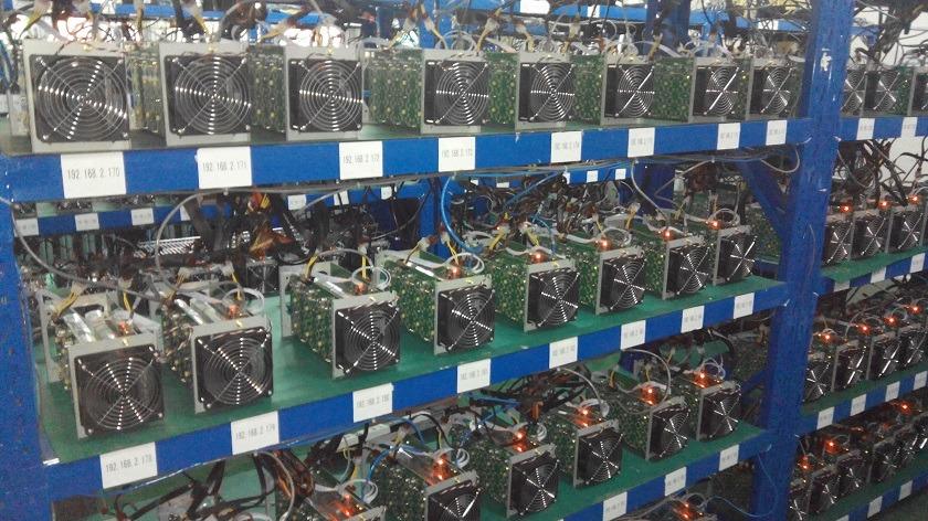 mining rigs