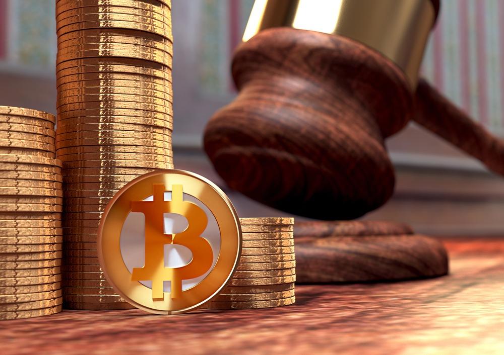 o bitcoin e a lei