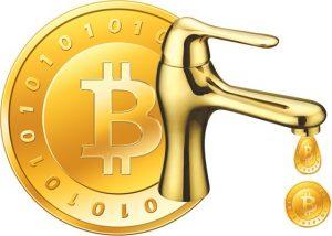 Conseguir Bitcoins com faucets
