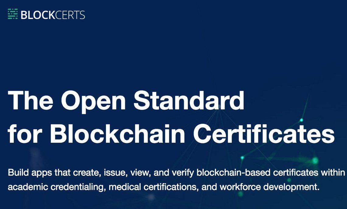 A tecnologia blockchain pode replicar os métodos históricos de certificação