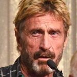 John McAfee não poderá visitar Blockchain World Conference por ameaças de assassinato