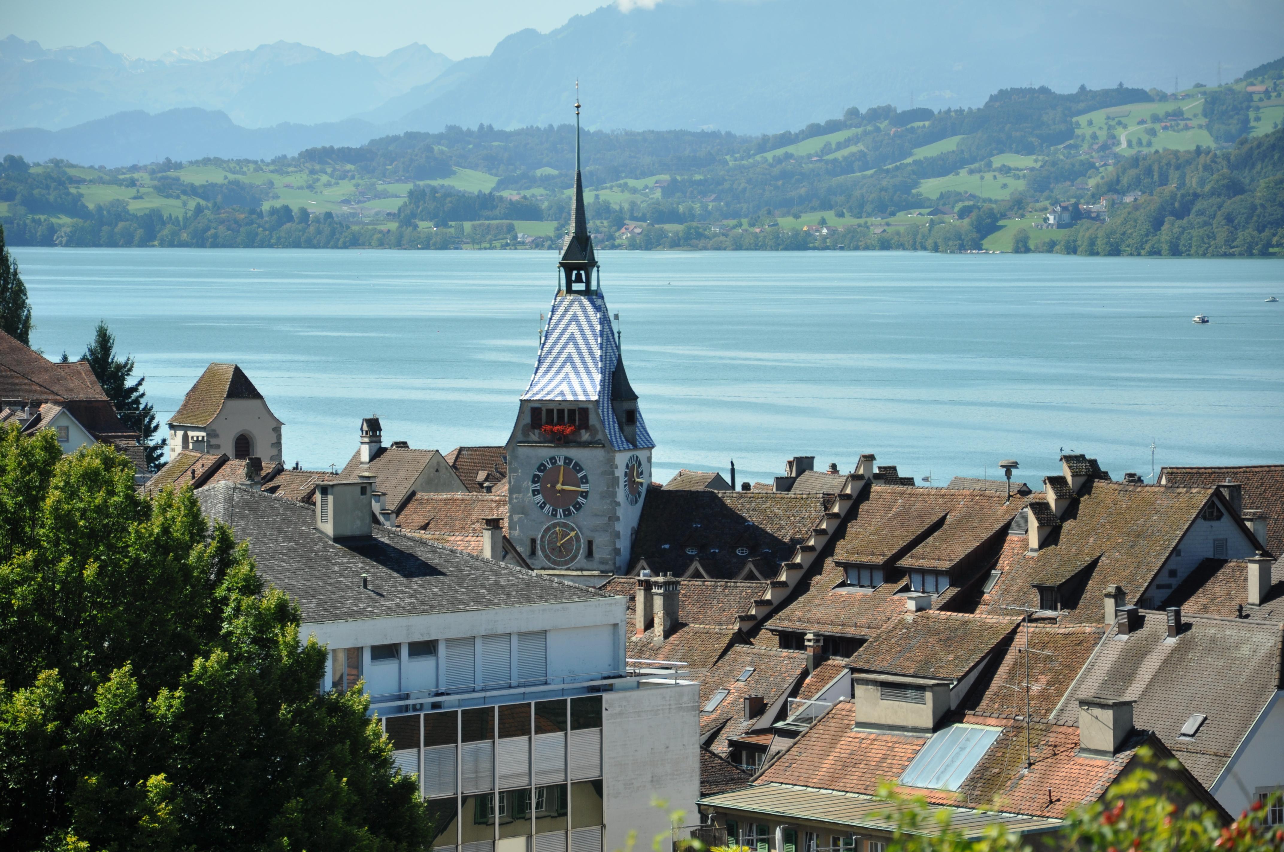 Durante o verão na Suíça, a cidade de Zug realizará a primeira eleição municipal do país através da tecnologia de Blockchain.