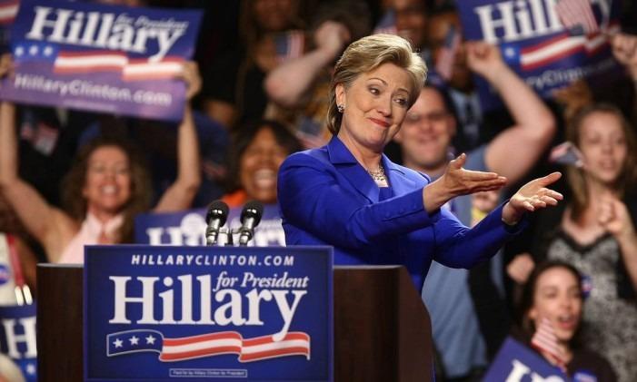 campanha Hillary Clinton