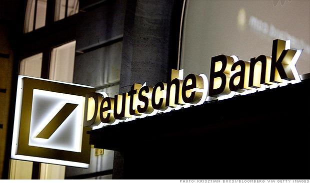 O Deutsche Bank coordenou uma perquisa com a intenção de saber quem e o que pesam alguns de seus parceiros sobre blockhains,e o resultado foi surpreendente.