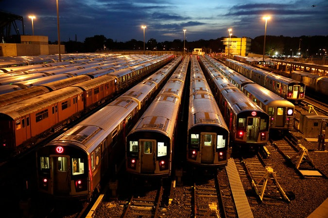 Pegue você também o trem e escolha a sua startup. :)
