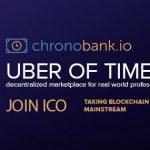 Lançamento do site do chronobank, será em dezembro