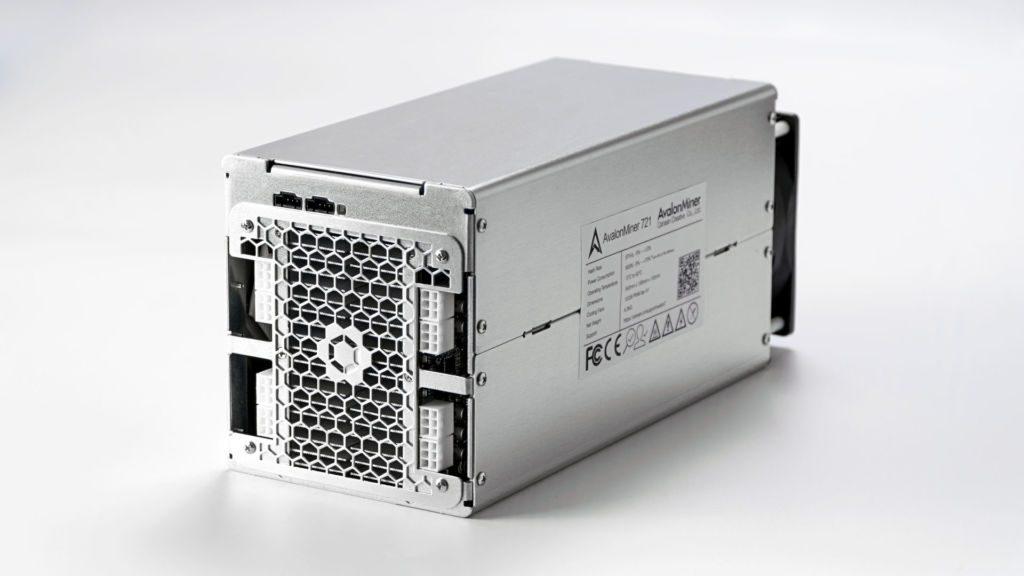 Lançada a avalonMiner 721, com uma capacidade de processamento de 6 THS, e preço relativamente baixo ela promete ser a nova queridinha.de mineiros bitcoin.