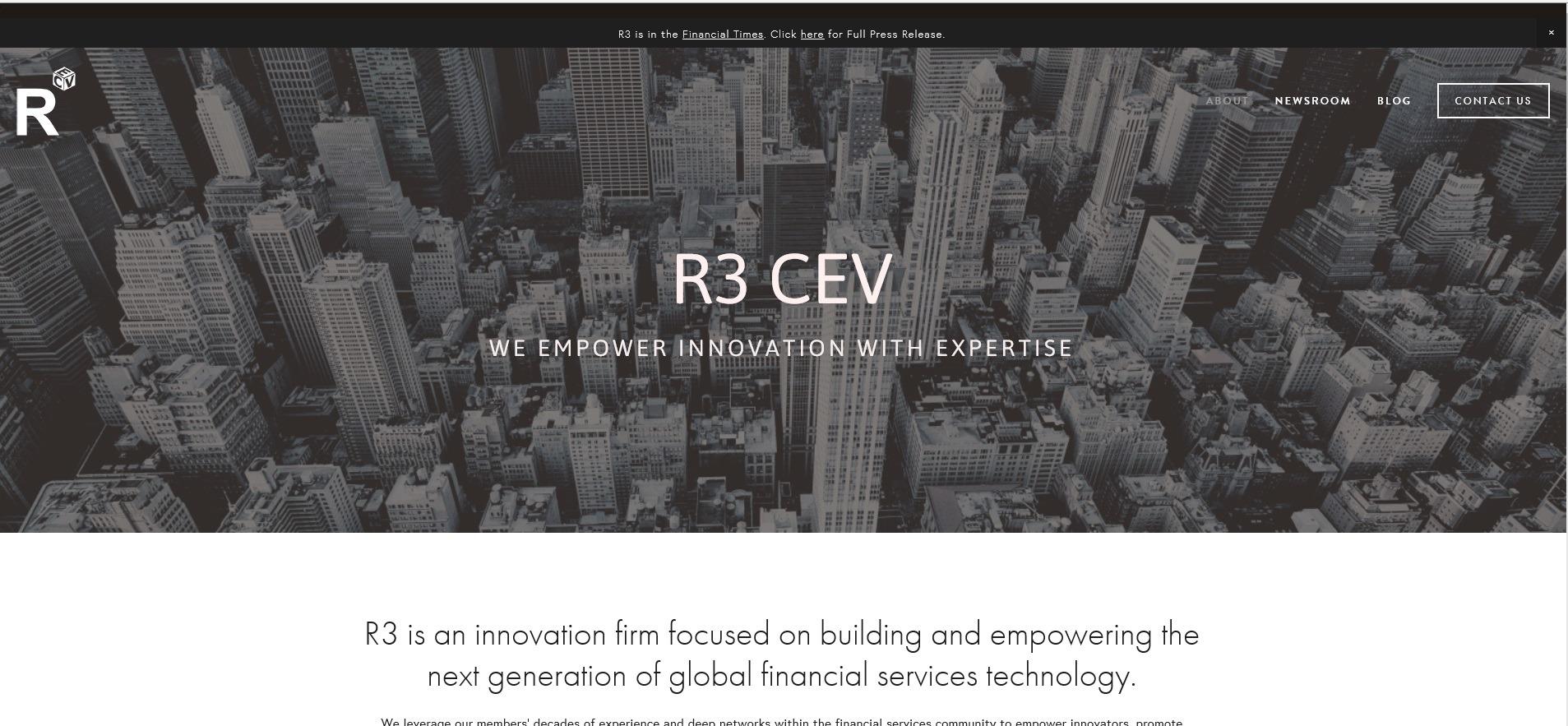 Grupo R3, consórcio para o desenvolvimento de tecnologias fintech e blockchains parece enfrentar alguns problemas com seus associados.