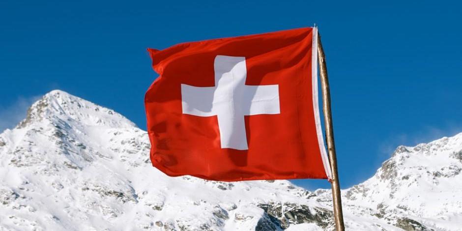 O Bitcoin recebeu outro poderoso impulso para adoção em massa: seu logotipo foi projetado na construção do Banco Nacional da Suíça, em Zurique.