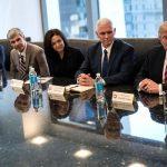 CEOs de tecnologia compõem conselho de Trump