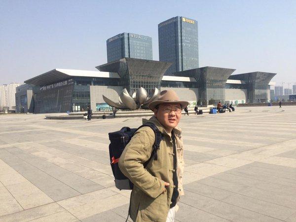O investidor chinês, Chandler Guo que tem participação em várias start-ups de Bitcoin e em Ethereum Classic, incluindo uma grande pool de mineração.