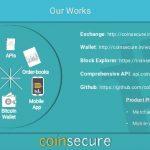 Coinsecure anuncia roubo de US$3,5 milhões