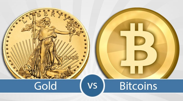 O ouro por muito tempo foi o porto seguro de quem queria ter um dinheiro guardado, mas os ventos mudam e parece que, dessa vez, andam favorecendo o bitcoin.