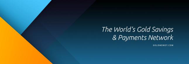 A Goldmoney, a rede de poupança e pagamentos baseada no ouro, lançou uma nova plataforma que permite aos usuários comprar ouro