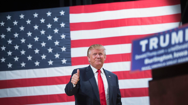 Trump e fintech