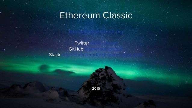 Ethereum Classic implementa mudança de protocolo, distância da fundação Ethereum e começa a trilhar seu próprio caminho. Vejamos o que vem pela frente!