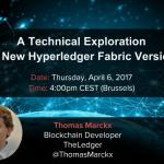 Lançada a versão alfa da Hyperledger Fabric 1.0