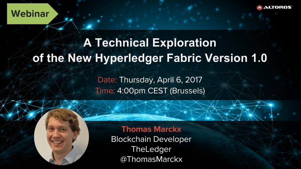 A rede hyperledger desenvolvedora do projeto Iroha, lança seu produto Hyperledger Fabric 1.0, que visa facilitar as mais variadas transações comerciais.