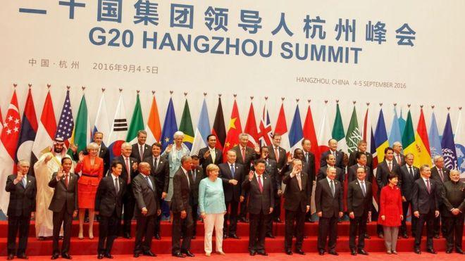Os países do G-20 podem criar uma blockchain de consórcio de bancos centrais para estudar o potencial das moedas fiduciárias com base na tecnologia blockchain.