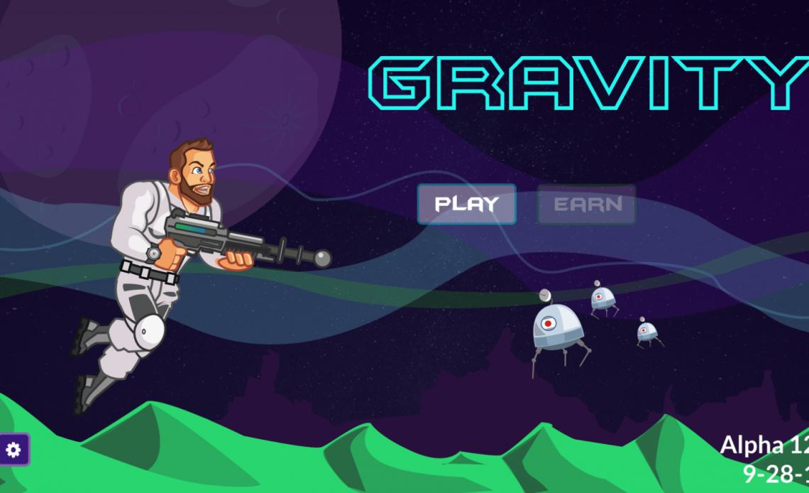 Crypto Gravity é a pedra fundamental do modelo de negócio da Ionomy.com, e está livre disponível para download em iOS e Android.