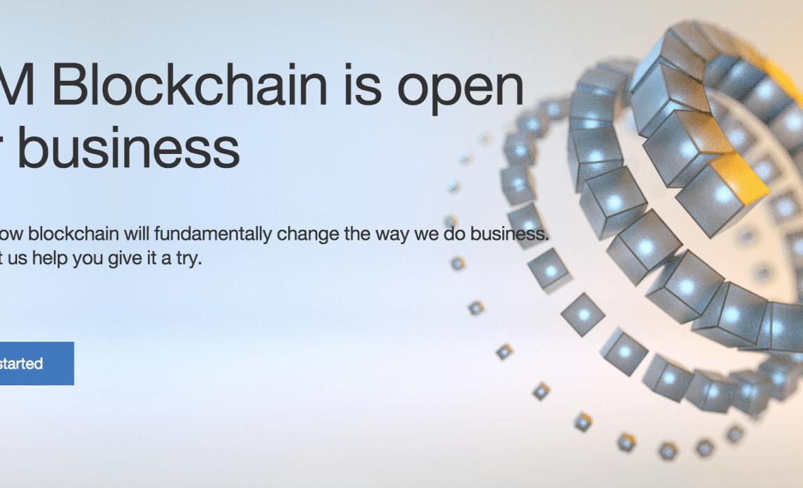 A IBM anunciou a implantação de seus serviços blockchain de nível empresarial, permitindo que os clientes desenvolvam, implantem e gerenciem redes blockchain na plataforma cloud da IBM, o programa é chamado de BaaS.