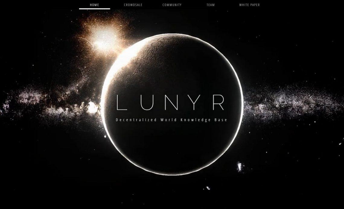 O Lunyr pode ser pensado como a camada de conhecimento do Ethereum, impulsionado por consenso e incentivos econômicos, para a criação de aplicações descentralizadas de próxima geração