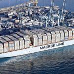 Maersk e IBM usam blockchain para transporte