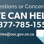 OSC do Canadá, Watchdog alerta sobre ICOs