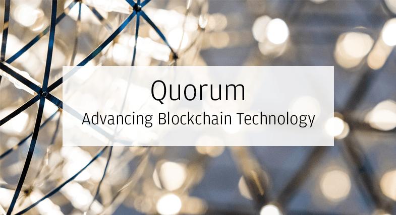 A equipe de desenvolvimento Zcash anunciou a integração do protocolo de segurança (ZSL) com zero divulgação na Blockchain corporativa Quorum da empresa financeira JPMorgan.