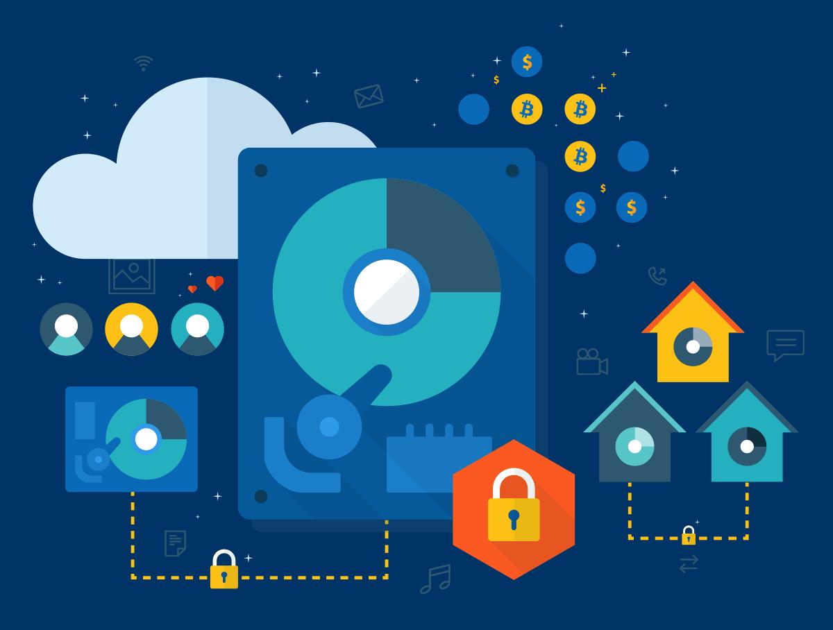 Baseado desde o princípio sob o protocolo do Counterparty, um client que roda na blockchain do Bitcoin, o serviço pretende transferir seu suporte para a blockchain do Ethereum, ou pelo menos para longe da blockchain do Bitcoin