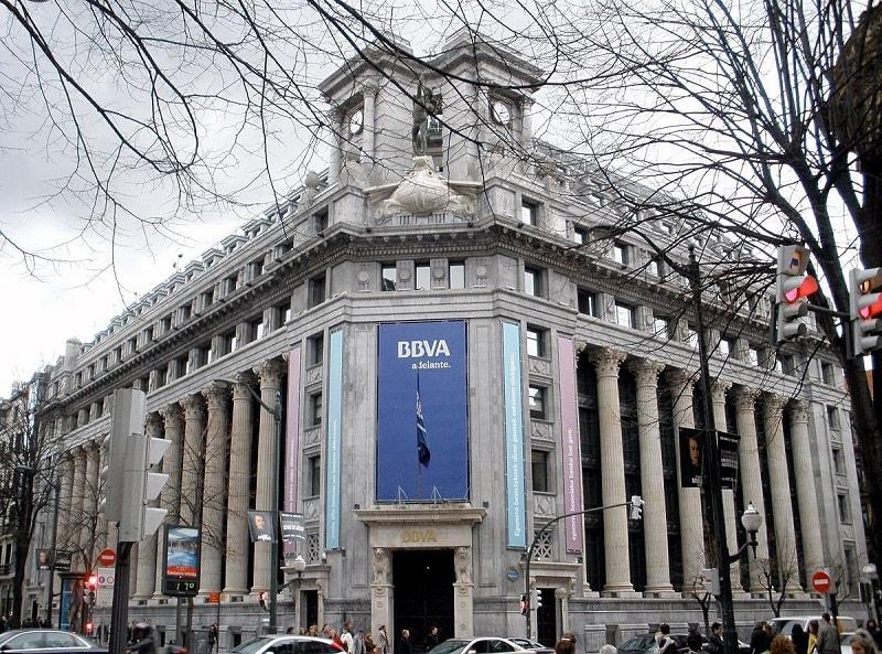 O Banco Bilbao Vizcaya Argentaria (BBVA), um dos maiores bancos da Espanha, testou a rede Ripple para a realização de pagamentos internacionais.
