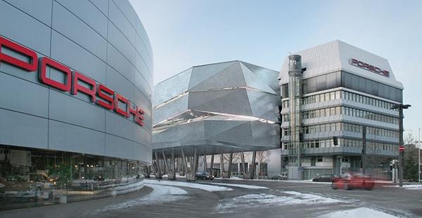 A Porsche uma fabricante de automóveis, esta buscando uma forma de explorar a tecnologia blockchain.