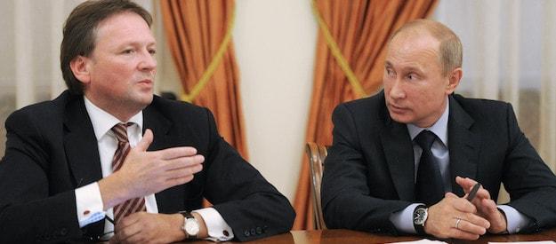 Boris Titov, um politico russo pró-criptomoedas, lançou uma alternativa na forma de Altcoin, para seu partido, o Partiya Rosta.
