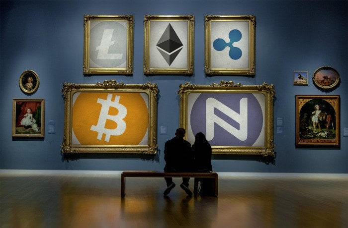 """A capitalização de mercado das criptomoedas continua seu declínio. Até à data, a """"zona vermelha"""" inclui de forma quase completa a primeira parte da classificação da Coinmarketcap."""
