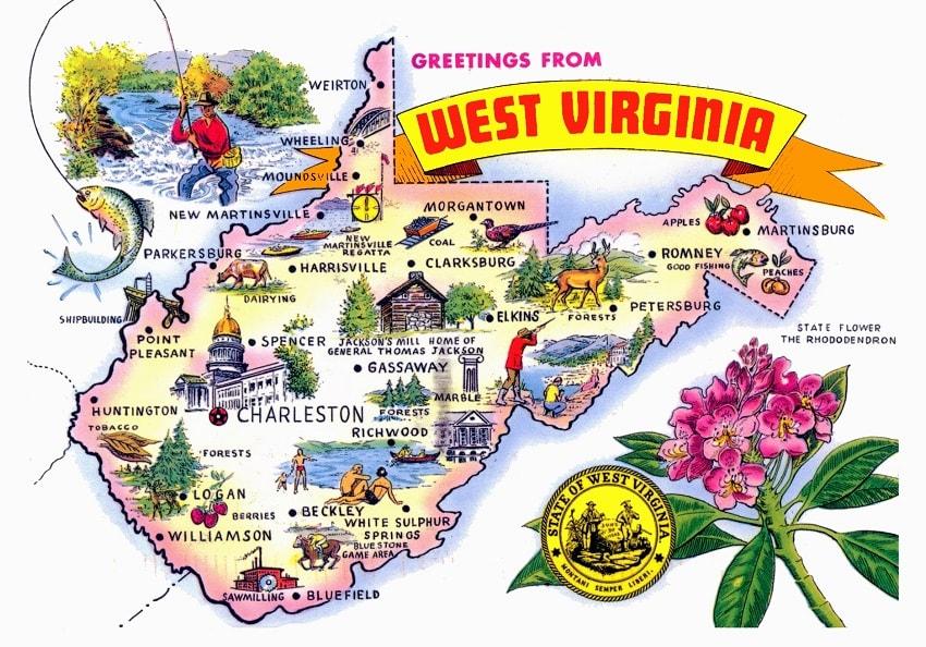 Os burocratas de Virgínia Ocidental estão avançando para definir o Bitcoin e outras moedas digitais como instrumento monetário sujeitos as leis contra lavagem de dinheiro (AML).