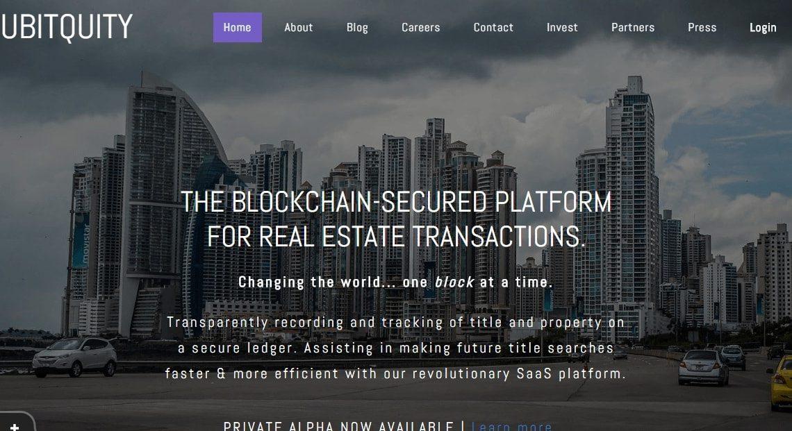 A Ubitquity anunciou que vai reformar os cartórios brasileiros, incorporando informações sobre a propriedade da terra na blockchain do Bitcoin.