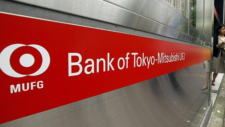 Um gigante japonês no setor financeiro, o Banco de Tóquio-Mitsubishi UFJ planeja criar uma plataforma para novos métodos de pagamentos.