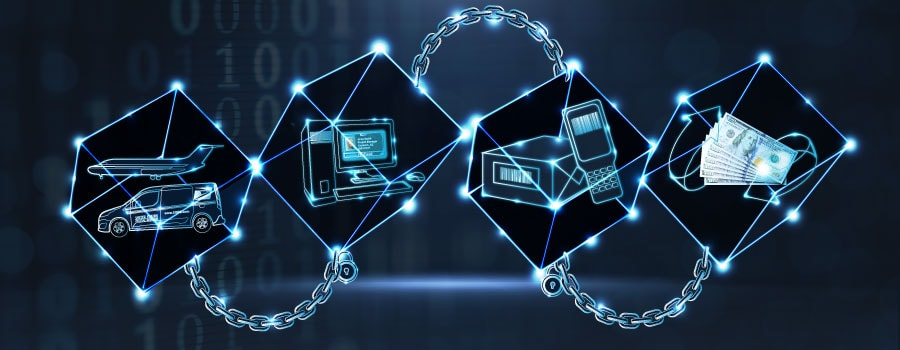 Hoje vamos dar uma olhada no conceito de um nó, a ideia de descentralização, a segurança e o uso da blockchain.