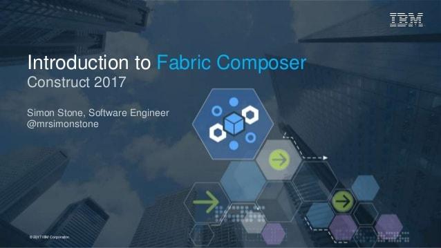 O Hyperledger Composer, é um esforço colaborativo, e será uma ferramenta que ajudará a construir redes de negócios em Blockchain.